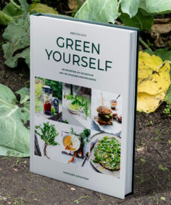 GreenYourself hét vitale kookboek
