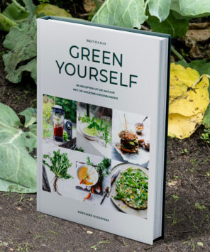GreenYourself hét vitale kookboek