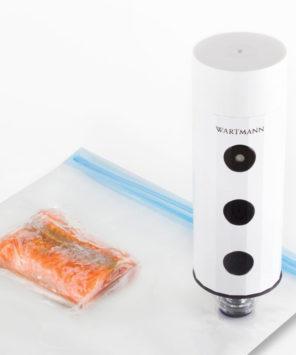 Wartmann-vacuumpomp-met-zak