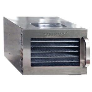 Wartmann rvs voedseldroger compact model
